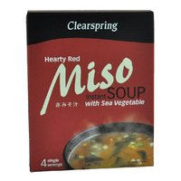 SOUP RED MISO CON ALGAS 8*40 GR