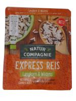 ARROZ LARGO-SALVAJE EXPRESS BIO 6*250 GR