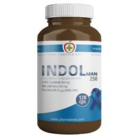 INDOL MAN 120 CAPSULAS