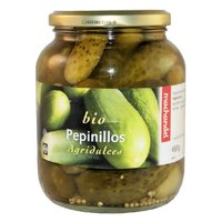 PEPINILLOS AGRIDULCES 6*680 GR.