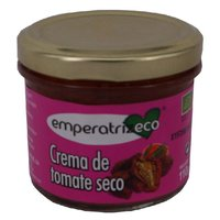 CREMA DE TOMATES SECOS ECO 12*130 ML