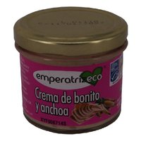 CREMA DE BONITO Y ANCHOA ECO 12*130 ML