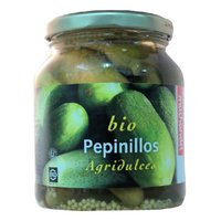 PEPINILLOS AGRIDULCES 6*350 GR.